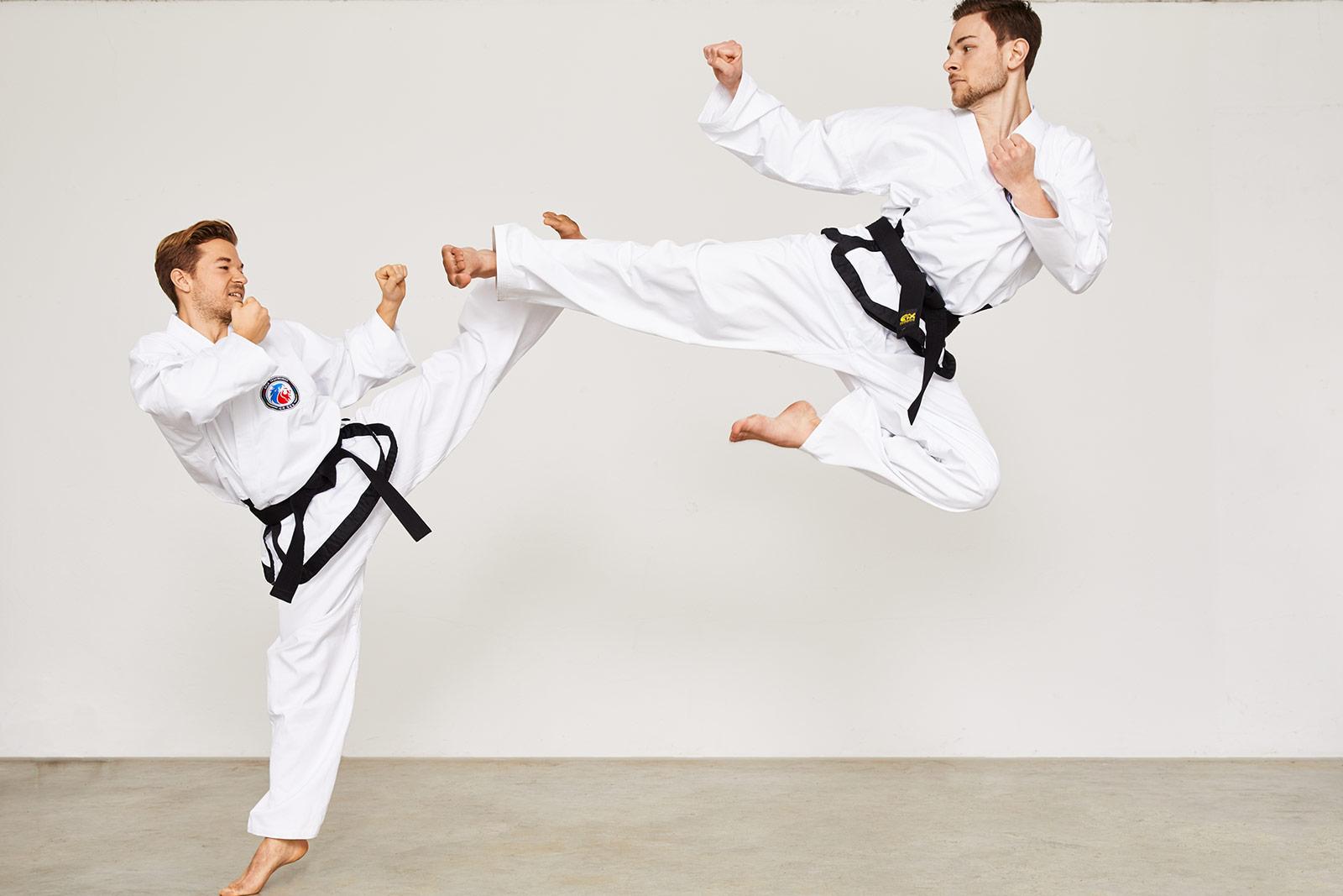 Taekwondo Freikampf
