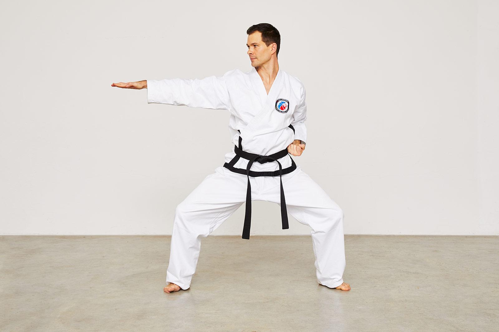 Taekwondo 11. Hyong